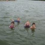 Fun at the Lake!