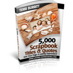 5,000 Scrapbook Titles & Quotes