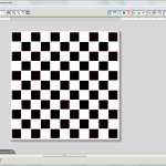 Silhouette Tutorial: Checker Board