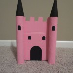 Silhouette Tutorial: Pretty Pink Castle Valentine Mailbox