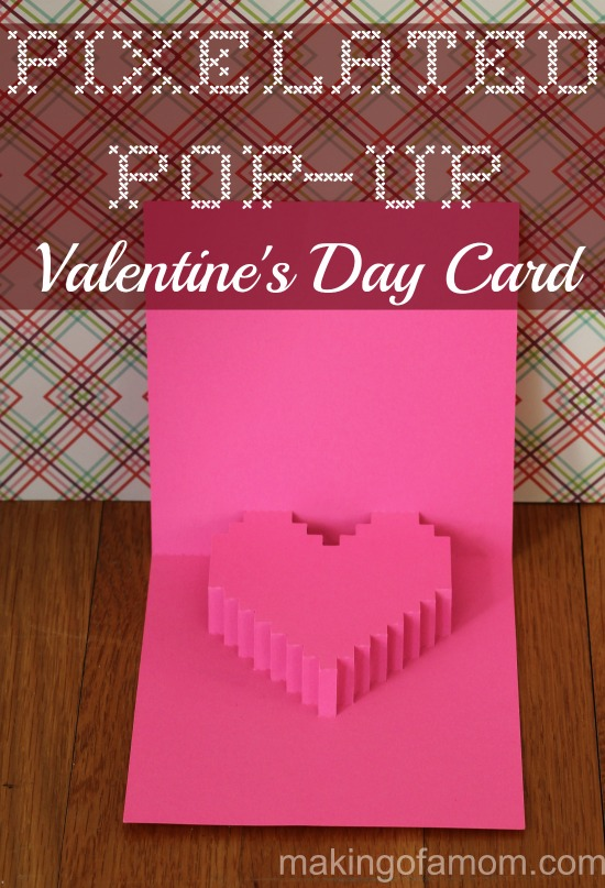 Pixelated-Pop-up-Valentines-Card