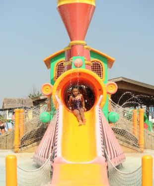 schlitterbaun kiddy slide
