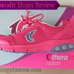 Therafit Shoe Review and Giveaway