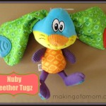 Nuby Teether Tugz Review