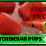 Sugar Free Watermelon Pops