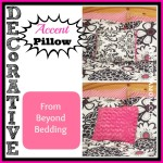 Beyond Bedding Accessories Review + Giveaway