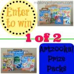 Artzooka! Prize Pack Giveaway – 2 Winners!
