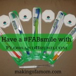 Have a #FABsmile with FlossandBrush.com