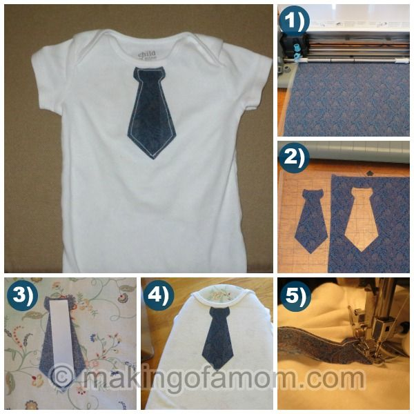 cutting fabric tie