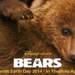 Disneynature's BEARS Coming Earth Day 2014