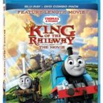 Thomas King of the Railway DVD Giveaway