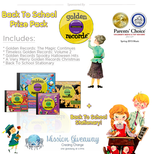 Golden-Records_Back-To-School_Prize-Pack