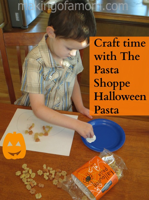 Halloween_Pasta_Craft