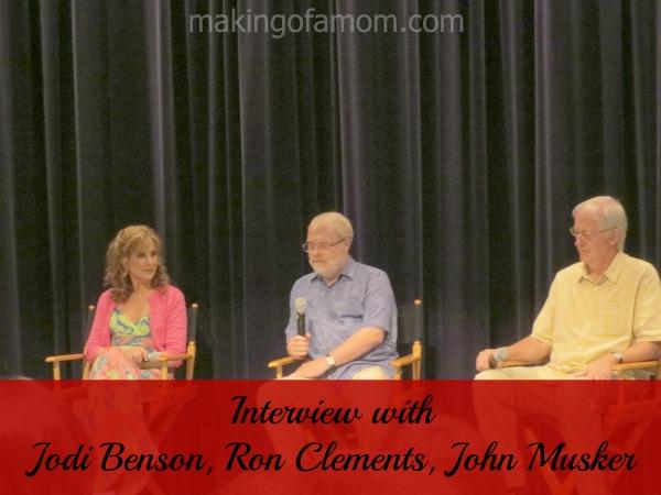 Interview_JodiBenson_RonClements_JohnMusker