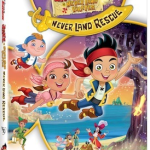 Jake and the Neverland Pirates Coming to DVD in Never Land Rescue