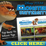 Top Tips for Surviving School from #MonstersU