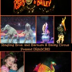 Ringling Bros and Barnum and Bailey Circus Present Dragons Review