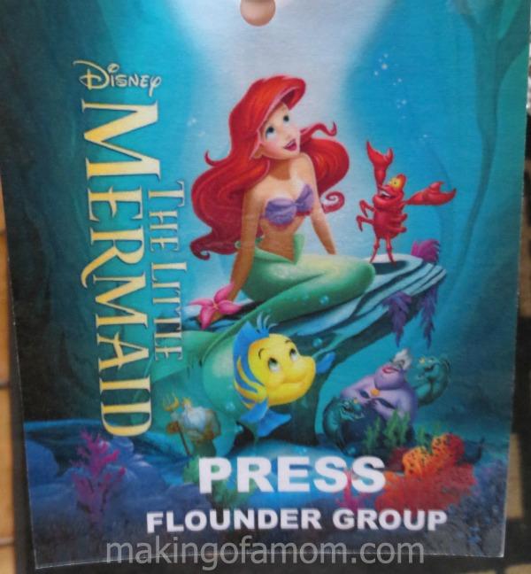 The_Little_Mermaid_Press_Pass
