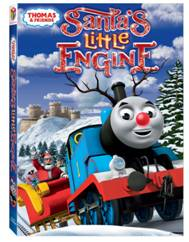 Thomas Santas Little Engine