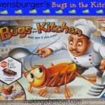 Catching Bugs as a Family With Ravensburger's Bugs in the Kitchen Game