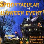 Spooktacular Halloween Giveaway Event