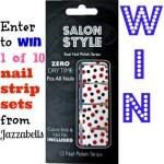 Jazzabells Nail Strip Giveaway – 10 WINNERS