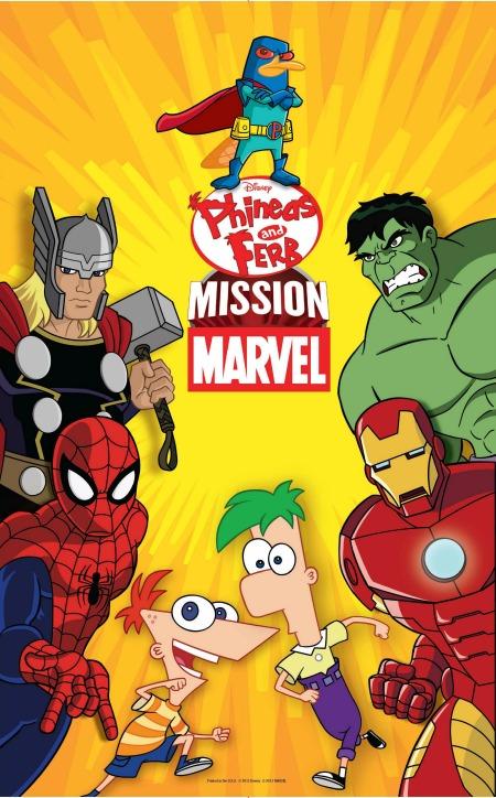 Mission Marvel Poster 1
