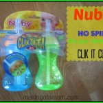 Nuby FlexStraw Clik It Cup