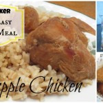 Pineapple Chicken – Slow Cooker Meal