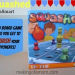 Squashed – A Clever New 3D Board Game
