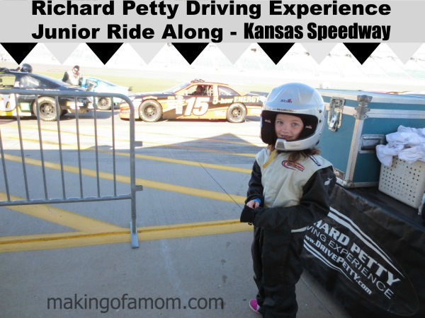 Kevin Orr arrived at Kansas Speedway early Thursday evening on April 23 prepared to wait for an hour or so while his wife took photographs of the Richard Petty Driving Experience. Orr, a NASCAR.
