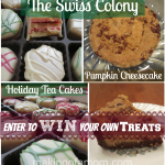 Tasty Holiday Goodies with The Swiss Colony