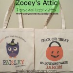 Personalized Gifts from Zoey's Attic