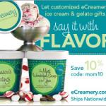 Ice Cream For All Seasons – eCreamery