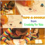 Tape-A-Doodle A Fun Craft Kit for Kids