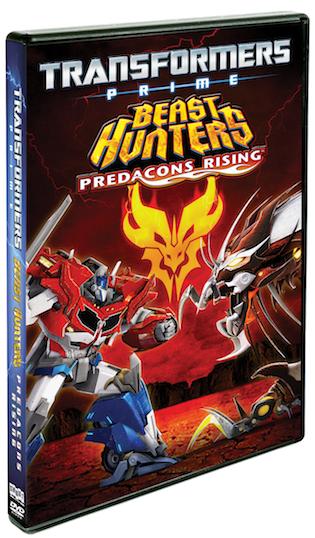 transformer DVD