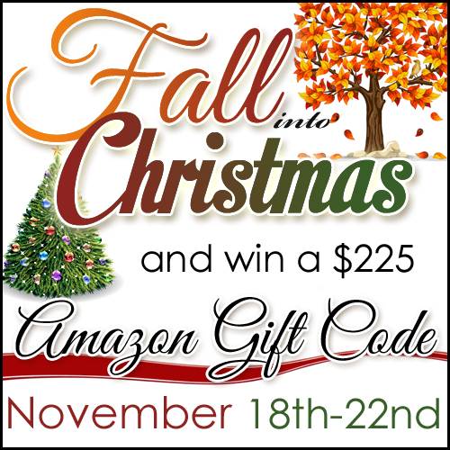 Fall Into Christmas Amazon Gift Card Giveaway