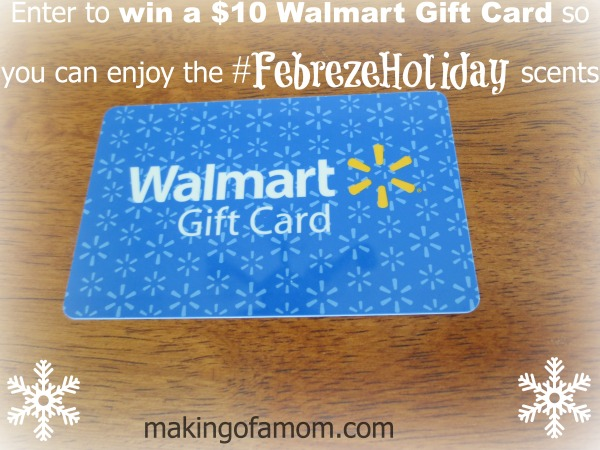 Febreze Holiday Giveaway