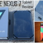 A Mom's Guide to the Google Nexus 7 Tablet