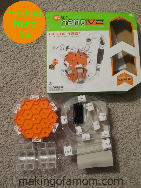 Hexbug-Nano-Parts