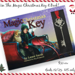 Santa's Magic Key Giveaway