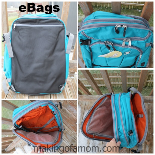 eBags-Backpack