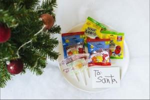 yumearth to santa