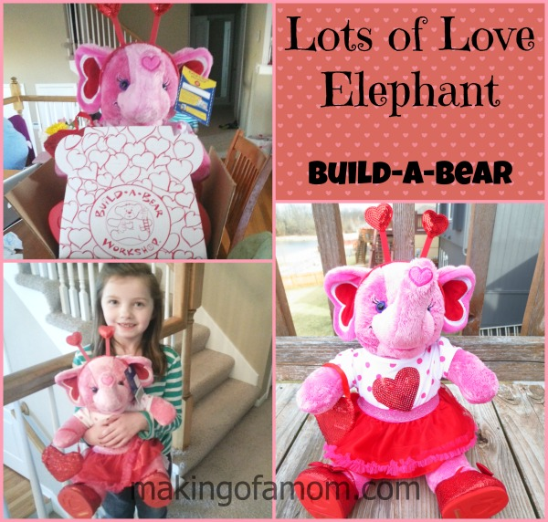Build-a-Bear-Valentines
