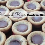 Caramel Kiss Cookie Bites
