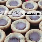 Caramel Kiss Cookie Bites