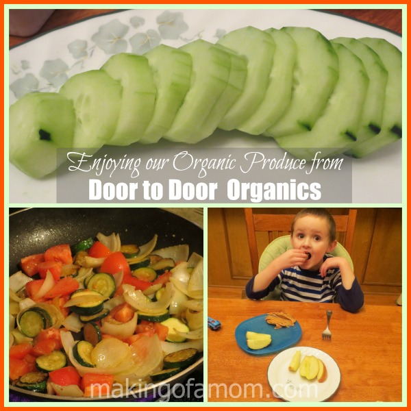 Door To Door Organics Beautiful Product Delivered To
