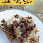 Hello Dolly Bars Recipe