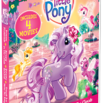 My Little Pony Classic Movie Collection on DVD Jan. 21