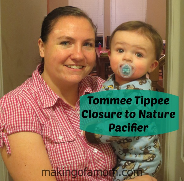 Tommee-Tippee-Pacifier-Baby